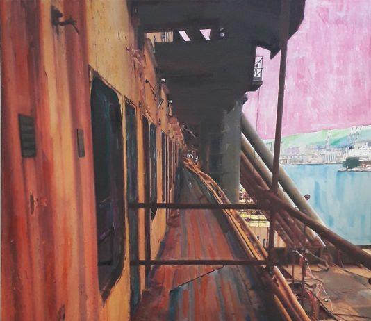 Steve Barney – Quando le pareti divennero pavimenti