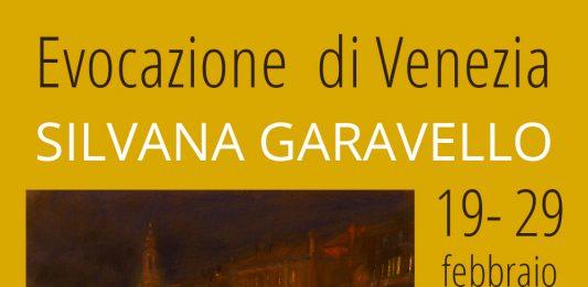 Silvana  Garavello – Evocazione di Venezia