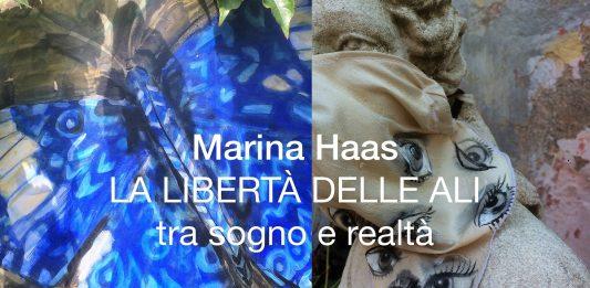 Marina Haas – La libertà delle ali