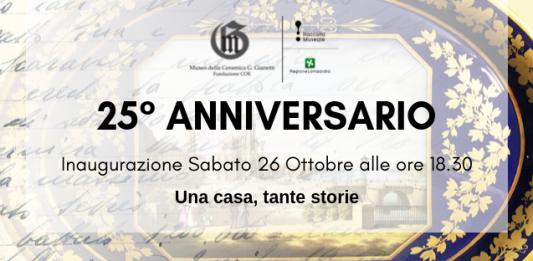 25° Anniversario del Museo della Ceramica