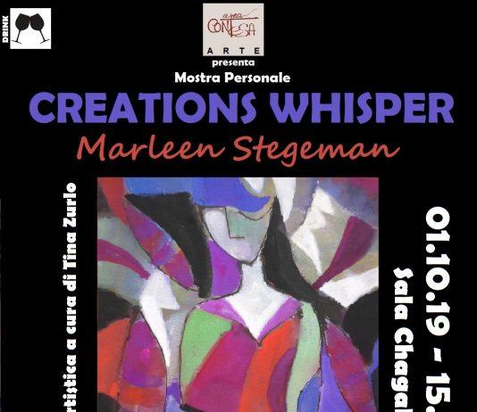 Marleen Stegeman – Creations Whisper