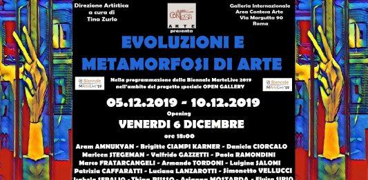 Evoluzioni e Metamorfosi di Arte