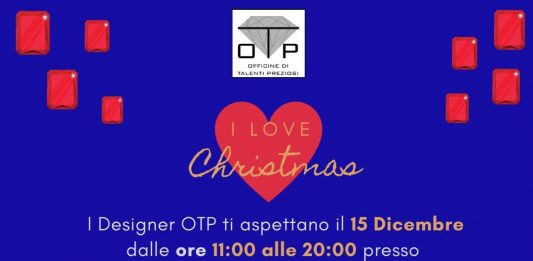 I love Christmas by OTP