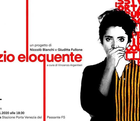 Niccolò Bianchi / Giuditta Fullone – Silenzio eloquente