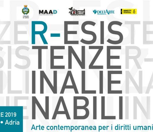 R-Esistenze inalienabili. Arte Contemporanea per i Diritti Umani