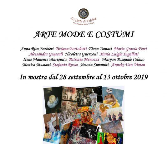 Arte Mode e Costumi