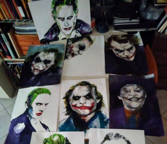 Alessio Gessati – Jokers (evento online)