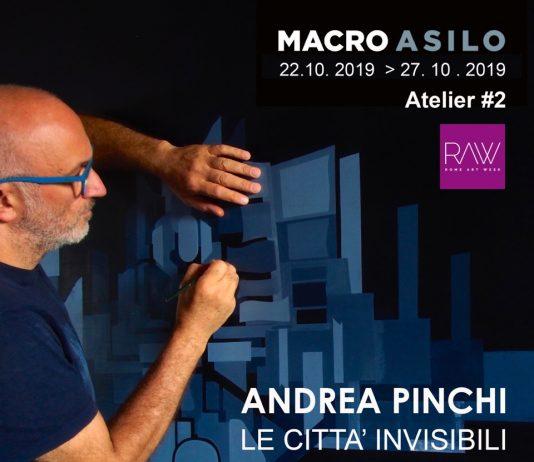 Andrea Pinchi – Le città invisibili
