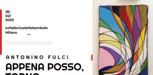 Antonino Fulci – Appena posso, torno