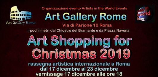 Art Shopping for Christmas 2019