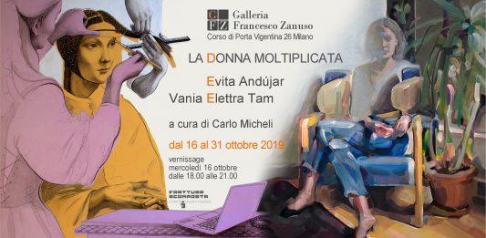 Evita Andújar / Vania Elettra Tam – La donna moltiplicata