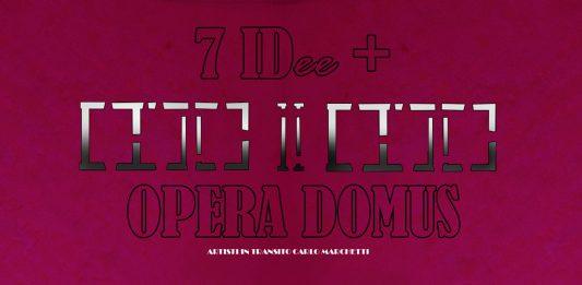 Le Scuderie e il virtuale. Opera Domus 7 IDee +(evento online)