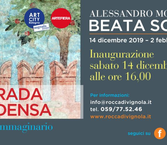 Alessandro Moreschini – Beata Solitudo