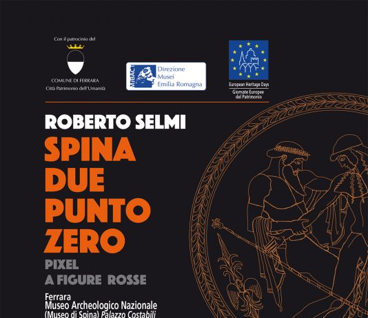 Roberto Selmi – Spina due punto zero. Pixel a figure rosse
