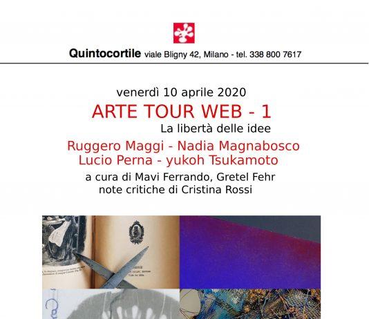 Arte Tour Web #1: La libertà delle idee (evento online)