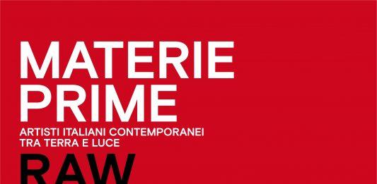 Materie prime – Artisti italiani contemporanei tra terra e luce. Presentazione del catalogo