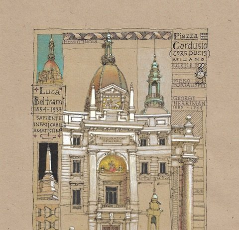William Magruder – Bill & The City