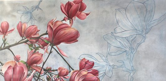 Cristina Iotti / Carlo Moretti – Silenti fioriture