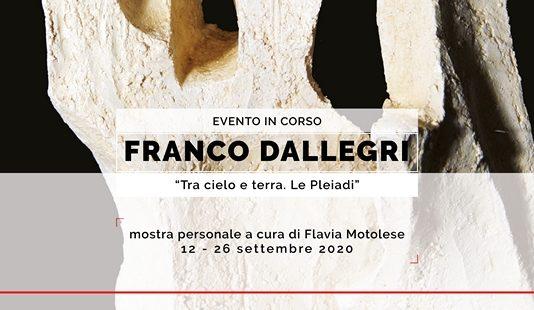 Franco Dallegri – Tra cielo e terra. Le Pleiadi
