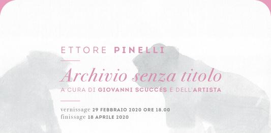 Ettore Pinelli – Archivio senza titolo