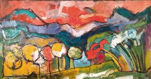 Domenico Pompa – La pittura del poeta