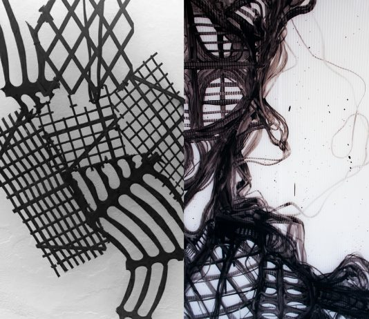Victoria DeBlassie / Leonardo Moretti – Trame plastiche. Oltre la superficie