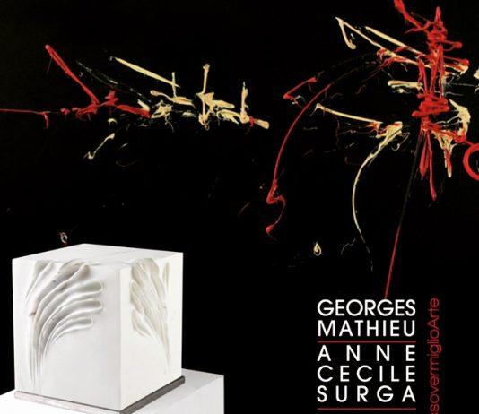 Georges Mathieu / Anne Cecile Surga