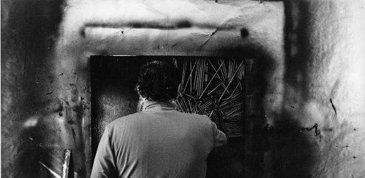 Emilio Scanavino – Come fuoco nella cenere. Presentazione del catalogo