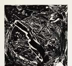 Emilio Vedova – Più nero del bianco