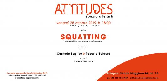 Carmelo Baglivo / Roberta Baldaro – Squatting_occupazione immaginaria dello spazio