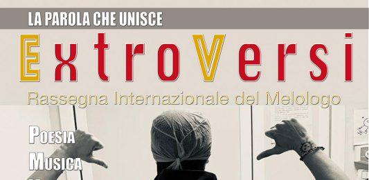 ExtroVersi. XV Rassegna Internazionale del Melologo (evento online)