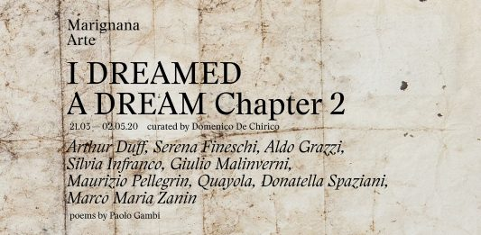 I dreamed a dream. Chapter 2