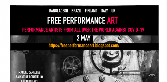 Free Performance Art (evento online)