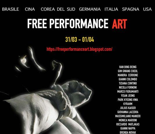 Free Performance Art [evento online]