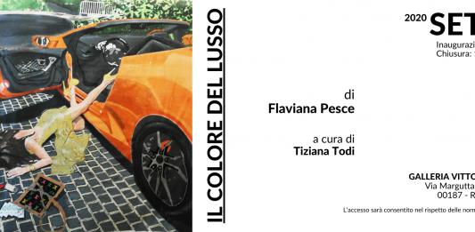 Flaviana Pesce – I colori del lusso