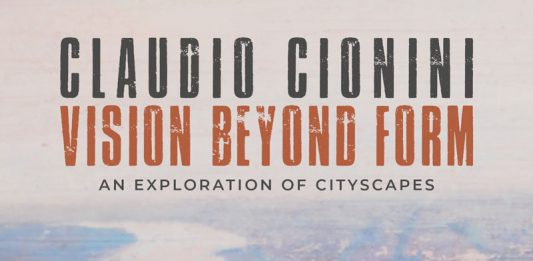 Claudio Cionini – Vision Beyond Form:  An Exploration of Cityscapes