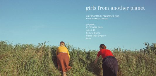 Francesca Tilio – Girls from another planet
