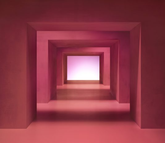Gioberto Noro – Colori nel Vuoto