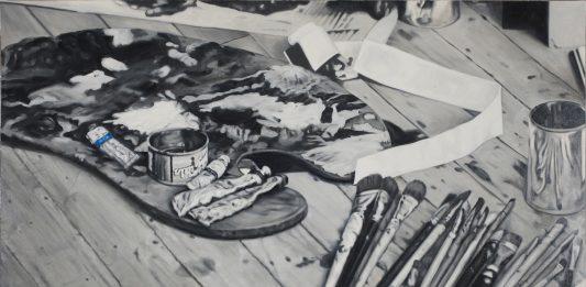 Gabriele Di Matteo – Blue Braque