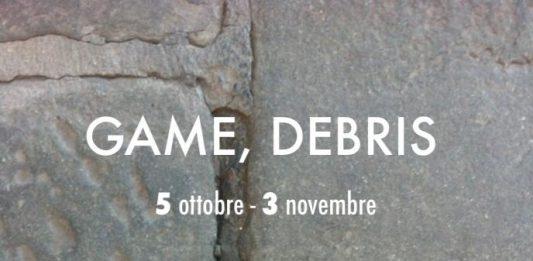 Gabriele Meschi – GAME, Debris