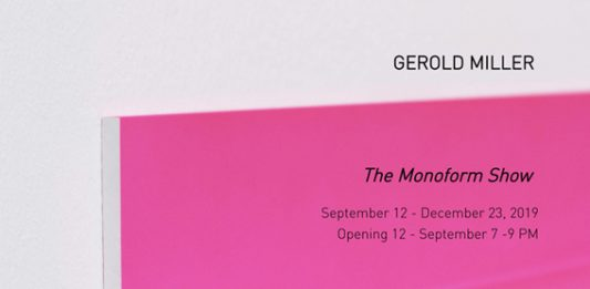 Gerold Miller – The Monoform Show / Marcel Eichner – Paintings and Drawings 2009-2019