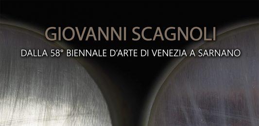 Giovanni Scagnoli dalla 58ma Biennale d'arte di Venezia a Sarnano