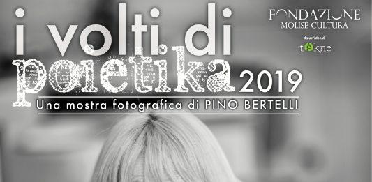 Pino Bertelli – I volti di Poietika