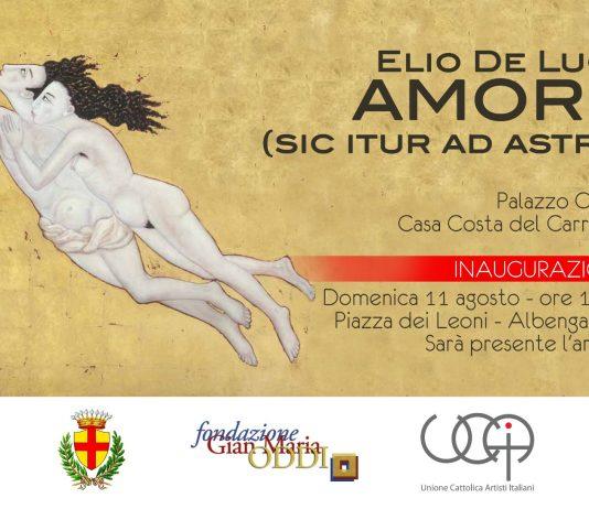 Elio de Luca – Amore (sic itur ad astra)