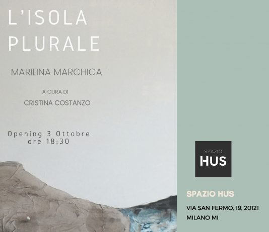 Marilina Marchica – L'isola plurale