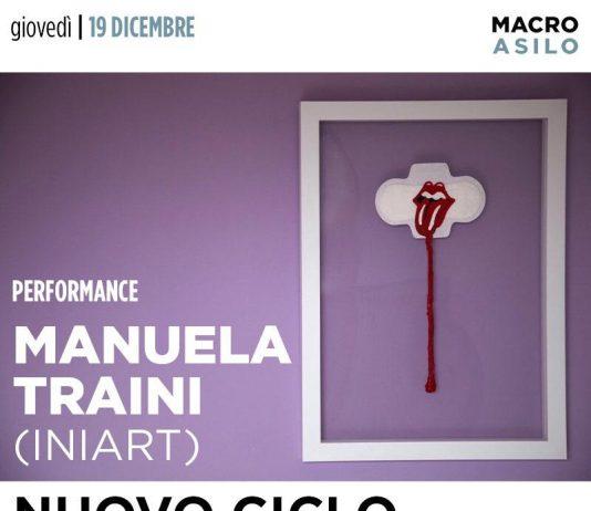 Manuela Traini (Iniart) – Nuovo Ciclo
