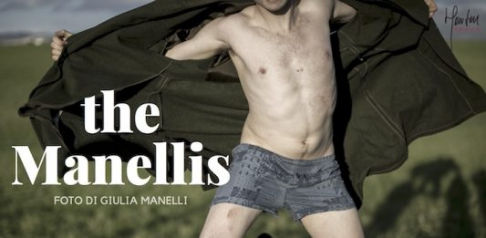 Giulia Manelli – The Manellis