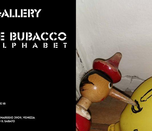 Michele Bubacco – The Alphabet