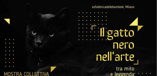 Il gatto nero nell'arte
