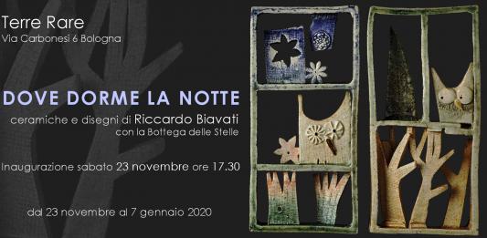 Riccardo Biavati – Dove dorme la notte